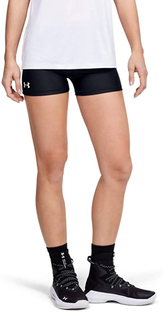 Under Armour Women's 3-inch Volleyball Short : Clothing