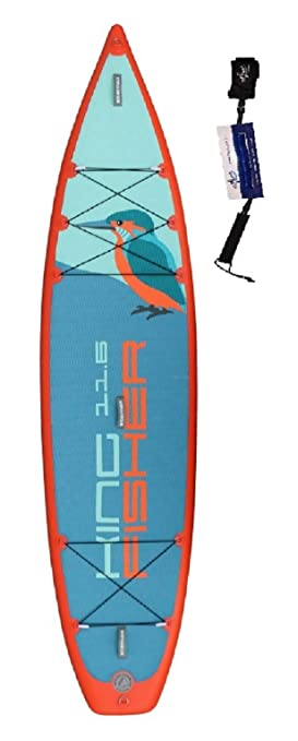 SUPwave Stemax Touring Kingfisher 116 Sup - Tabla Hinchable para ...
