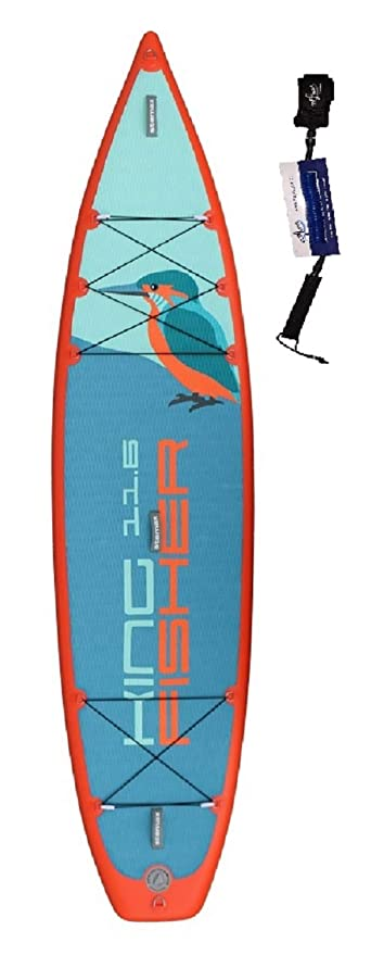 SUPwave Stemax Touring Kingfisher 116 Sup - Tabla Hinchable ...