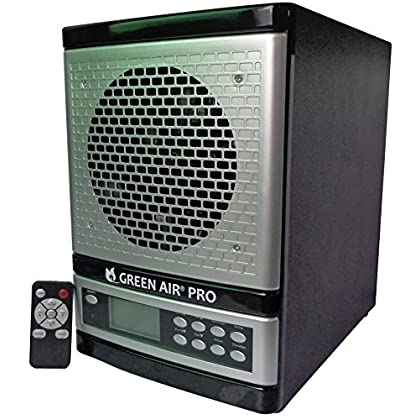 Image of Home and Kitchen Green Air Pro 2 Plate HEPA Alpine Air Purifier Ozone Generator
