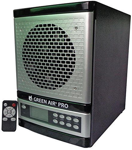 Air Fan Pro (Green Air Pro 2 Plate HEPA Alpine Air Purifier Ozone Generator)