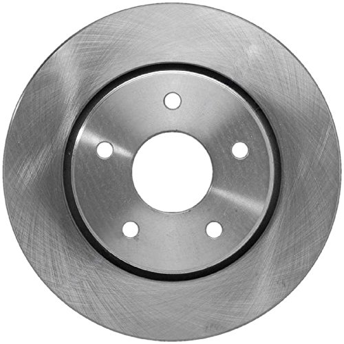 Bendix Gear - Bendix Premium Drum and Rotor Bendix Rotor PRT5843 Front