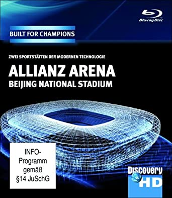 Discovery HD: Built for Champions - Allianz Arena+Beijing Stadium ...