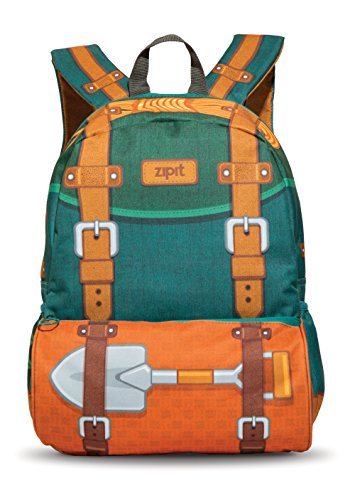 ZIPIT Adventure Kids Backpack, -