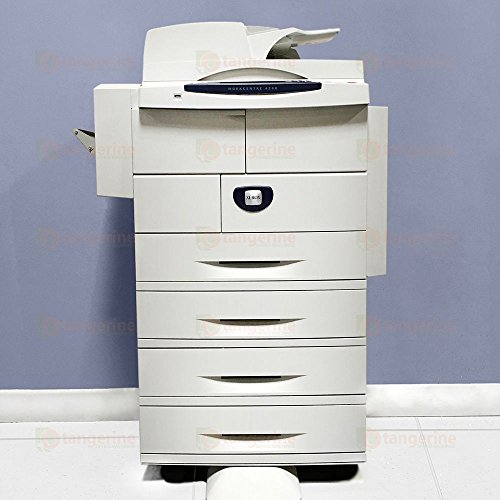 Xerox WorkCentre 4260XF Black and White Laser Printer Copier Scanner Fax Finisher 55PPM, A4 - Refurbished