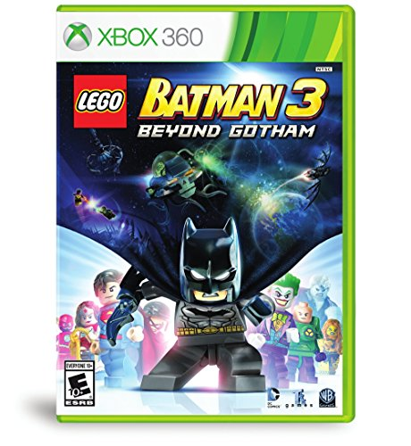 Lego Batman 3: Beyond Gotham (2014) (Video Game)