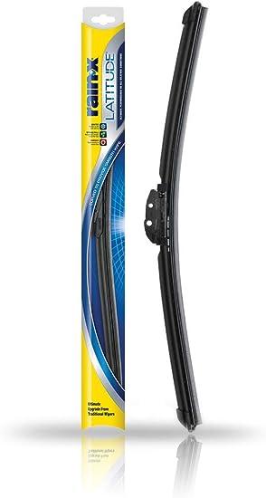 "/& Rain X Glass Cleaner Wipe 26/"" /& 22/"" Bosch OE Twin Wiper Blade Set"