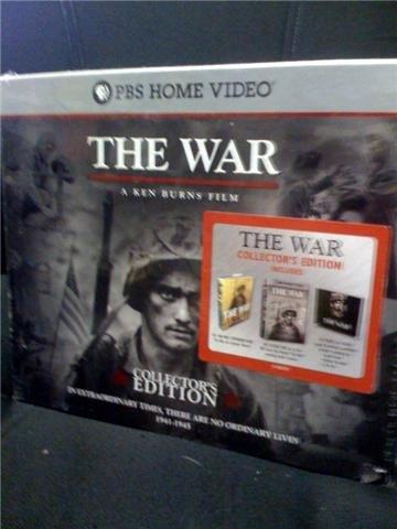 War: Ken Burns
