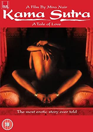Kama Sutra A Tale Of Love Dvd