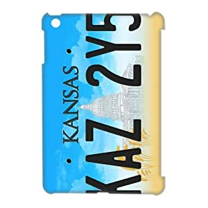 Custom Your Own Personalized Unique Supernatural Plate Ipad Mini Durable Case Cover