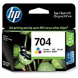 HP 704 Ink Cartridge - Tri color