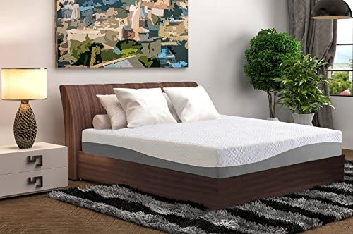 Sleeplace Aquarius Memory Foam Mattress, FULL