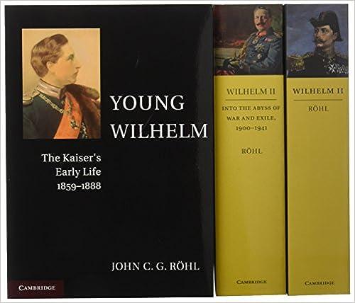 wilhelm-ii-3-volume-paperback-set