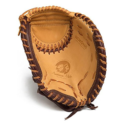 - Nokona Alpha Select SV2 Youth Softball Catchers Mitt Right Hand Throw