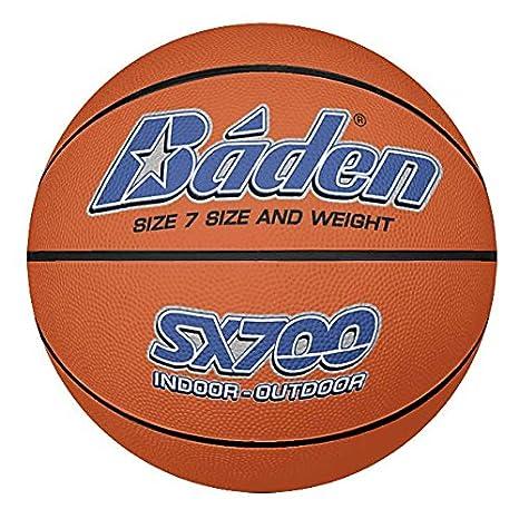 Baden Sx700 goma - Balón de baloncesto (tamaño 5): Amazon.es ...