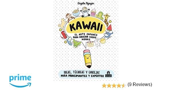 Kawaii. El arte japonés de para dibujar cosas monas: Amazon.es ...