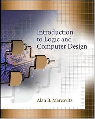 Introduction to logic and computer design with cd alan marcovitz introduction to logic and computer design with cd 1st edition fandeluxe Choice Image