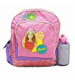 Best Barbie Book Bags - Barbie Small Backpack with Water Bottle Review