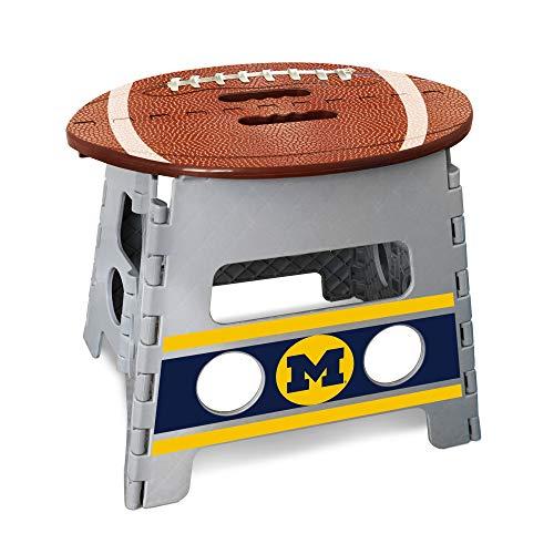 - University of Michigan Football Step Stool