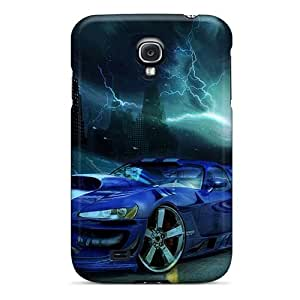 Galaxy S4 Cover Case - Eco-friendly Packaging(dodge Viper)