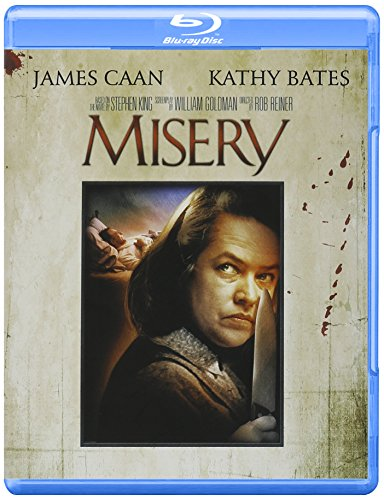 Misery Blu-ray w/ Halloween -