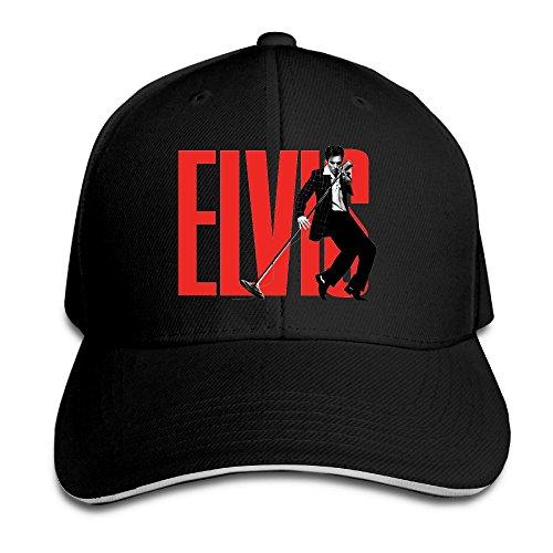 Gorgeous Elvis Aaron Presley Love Me Tender Singer Cool Hat - Singer Cap