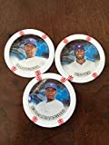 2014 Topps Chipz Toronto Blue Jays Team Set 3 Poker Chips