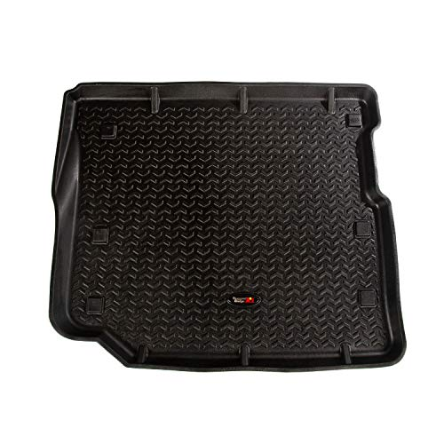 Rugged Ridge 12975.49 Cargo Liner, Black; 18-18 Jeep Wrangler JLU, 4 Door