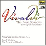 Vivaldi: The Four Seasons For Harp & Orchestra