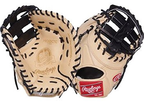 Pro Baseball Glove Preferred - Rawlings PROSDCTC Pro Preferred, Camel W/Black Trim, 13