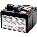 SUA750US battery pack for APC Smart UPS 750 SUA750US - Compatible Replacement by UPSBatteryCenter