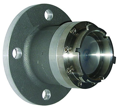 Dixon DAA300ALFL Aluminum Aviation Adapter x 3'' 150# Asa Flange, FKM Seals, 21/2''