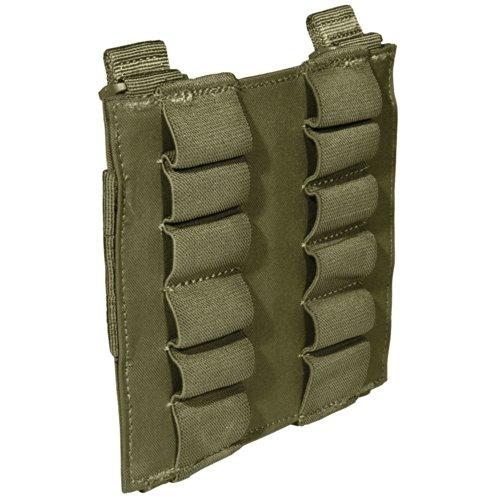 5.11 Shotgun Pouch, 12 Round, Tactical OD Green