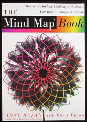 The Mind Map Book (cover image)