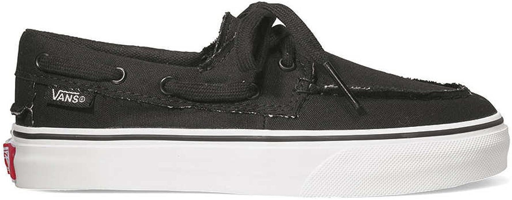 Amazon.com: Vans Youth Zapato Del Barco
