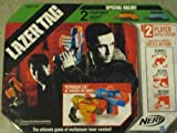 Lazertag System 2PK Special Value with 2 Pinpoint sight by Nerf