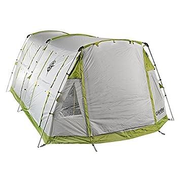 66ab10ac55b Columbus - Tienda de campaña, Color Verde/Gris, Talla One Size: Amazon.es:  Deportes y aire libre