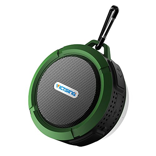 VicTsing Wireless Waterproof Hands Free Speakerphone product image