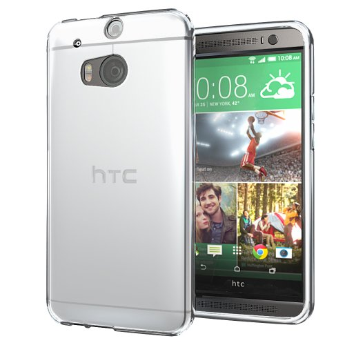 Hyperion HTC The All New ONE PLUS (M8) Phone Case (Compatible with All HTC ONE M8 2014 Models, including HTC One+, HTC One Plus, HTC ONE 2) **Hyperion Retail Packaging** [2 Year Warranty] (MATTE, FROST)