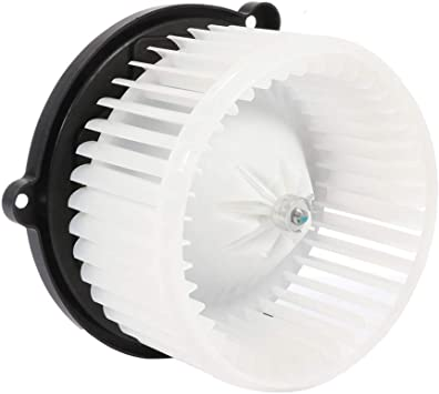 10-15 Hyundai Tucson ROADFAR Heater Blower Motor 97111-2V000 Air Conditioning Blower Motor With Fan Cage Fit for 12-17 Hyundai Accent//Veloster 11-16 Kia Sportage 13-16 Hyundai Genesis Coupe