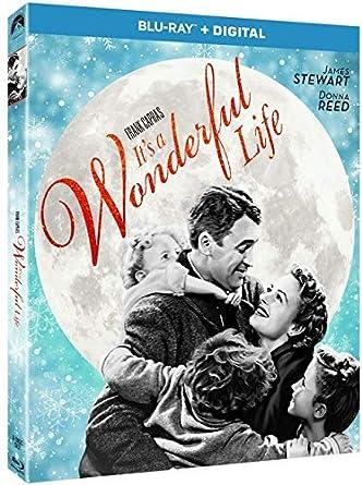 It'S A Wonderful Life (2 Blu-Ray) [Edizione: Stati Uniti]: Amazon.it: James  Stewart, Donna Reed, Lionel Barrymore, Thomas Mitchell, Henry Travers,  Beulah Bondi, Frank Faylen, Ward Bond, Gloria Grahame, H.B. Warner, Jimmy  Stewart,