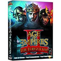 Age of Empires II HD : The Forgotten (PC GAME)