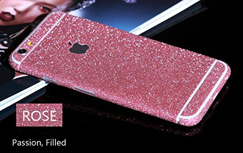 Furivy Stickers for iPhone 6 Luxury Bling Crystal Diamond Screen Protect Films iPhone 6 4.7 inch Decal Sticker Skin (iPhone 6 4.7