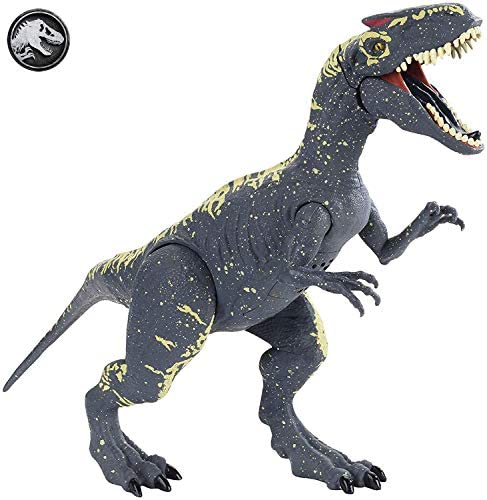 Kids Realistic Dinosaurs Allosaurus Figure Jurassic Toy Prehistoric Model H6R5