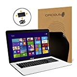 Celicious Privacy Plus ASUS VivoBook X751SA 4-Way Visual Black Out Screen Protector