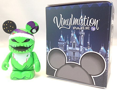 Disneyland Celebration 60th Anniversary Vinylmation Park Series 16 Checked Box   Haunted Mansion Holiday by Disney