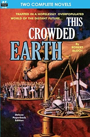 book cover of This Crowded Earth / Reign of the Telepuppets