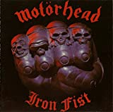Motorhead: Iron Fist [CD]