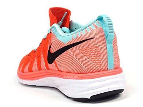 Mens Nike Flyknit Lunar2 (620465 803) Dimensioni: 12,5