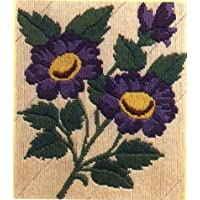 Anchor Stitch Kit-Purple Glory
